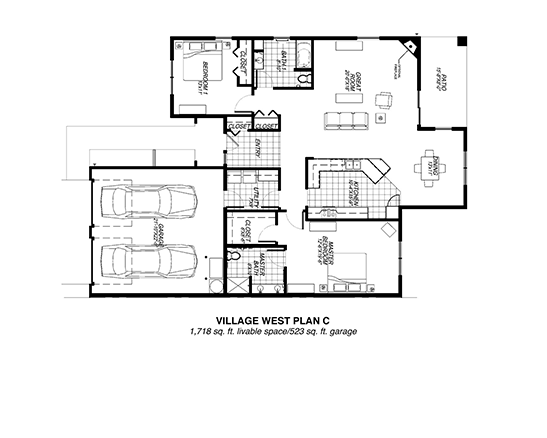 Village West Plan C