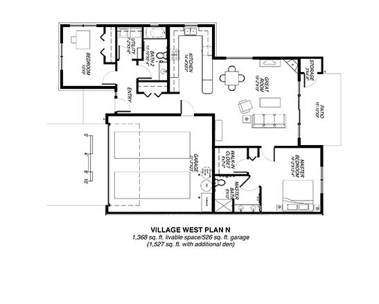 Village West Plan N