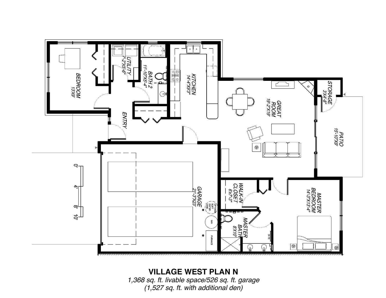 Riverview retirement community - Terras appartement lay outs ...
